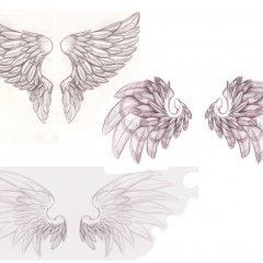 angel-wings-tattoo-designs