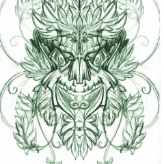 tree-god-greenman-tattoo-design
