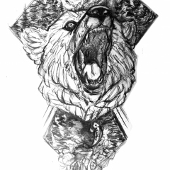 wild-bear-tattoo-design