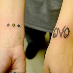 OVO XO Tattoo