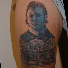 Michael Meyers Tattoo
