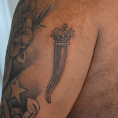 King Hot Pepper Tattoo