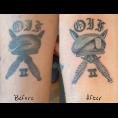 marines-baret-before-after