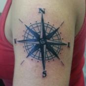 True North Star Tattoo